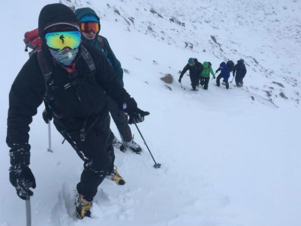 Winter Skills Course (Week) | Pure Outdoor