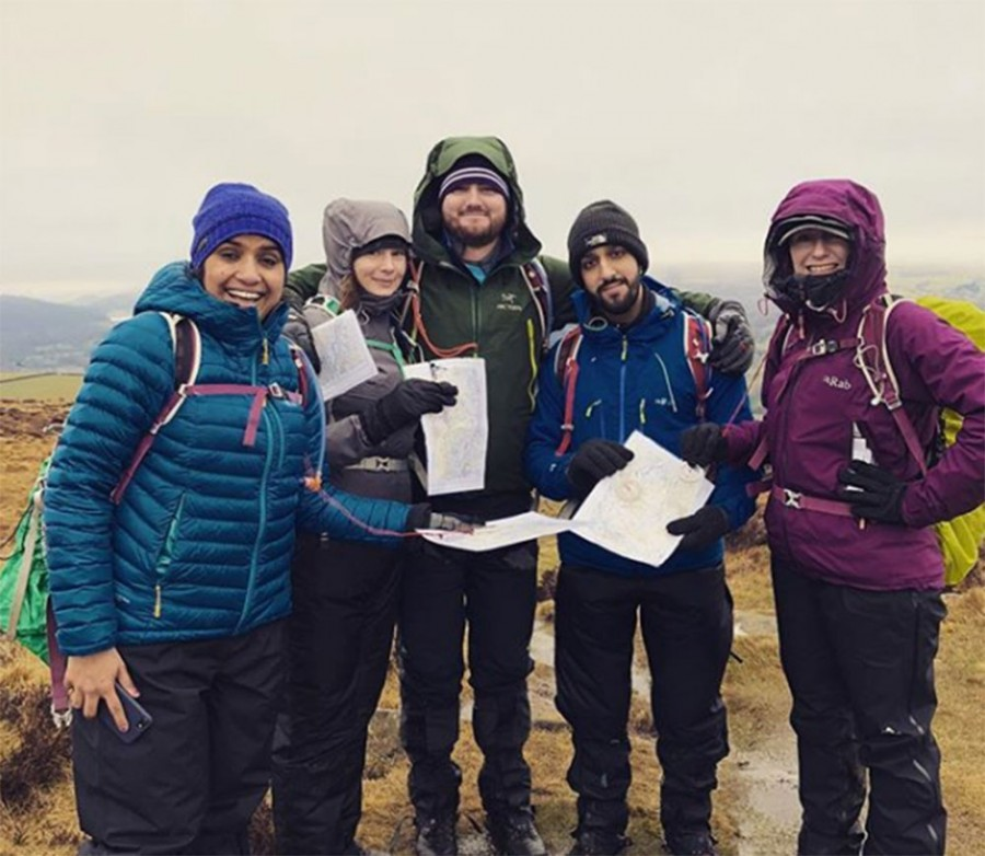 Peak District Navigation Courses