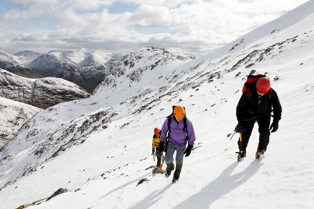 Cairngorms Winter Skills Courses