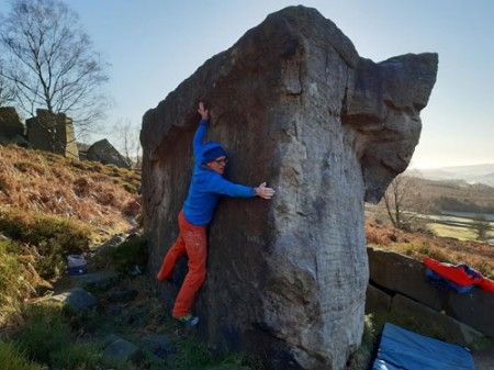 Bouldering Courses in the Peak District